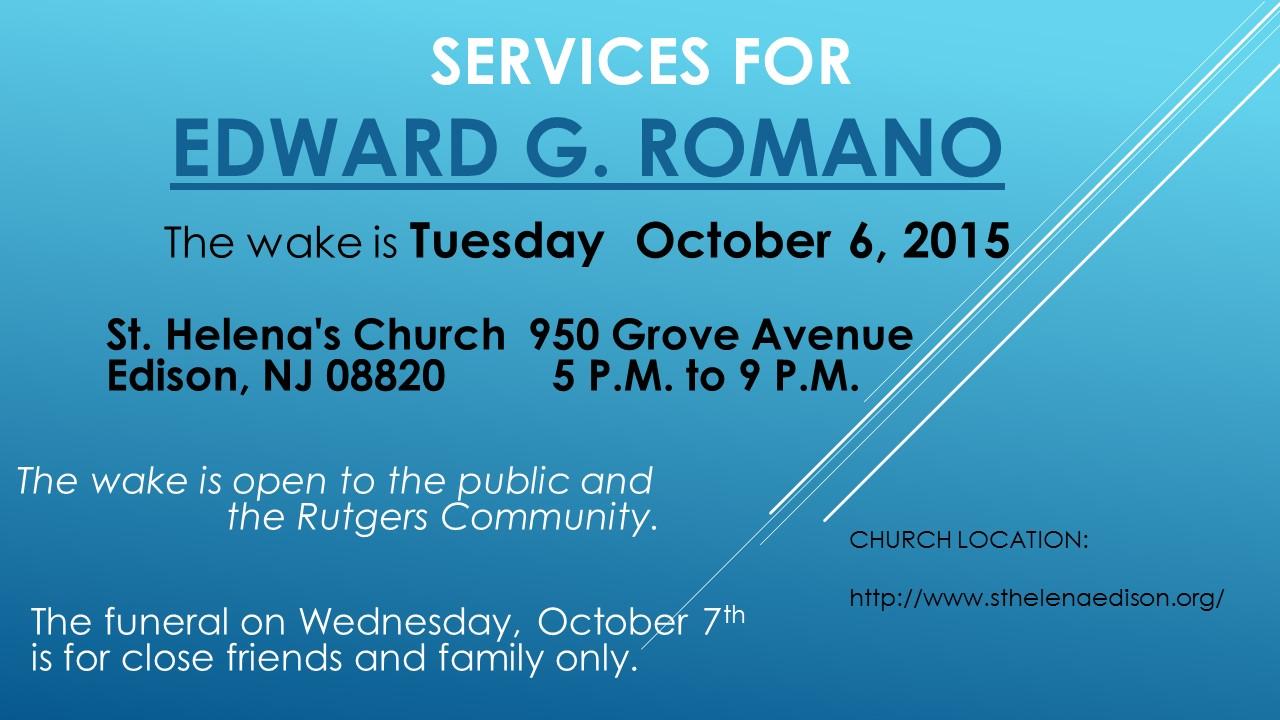 Edward-G-Romano-Service
