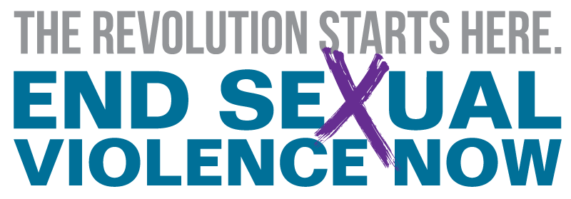 Sexual Violence Awareness Graphic