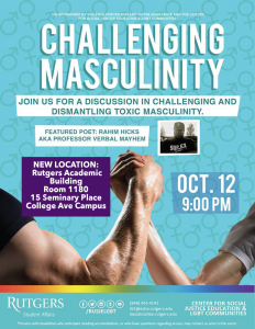 Challenging Masculinity