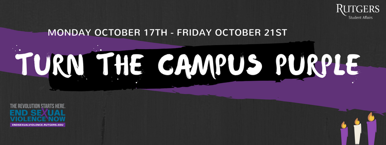 Turn the campus purple