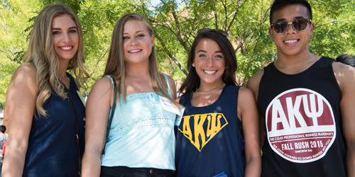 Fraternity and Sorority Affairs
