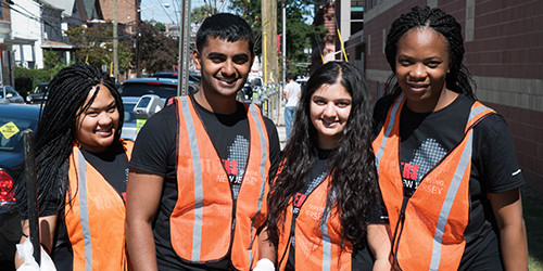 Off-Campus Living and Community Partnerships