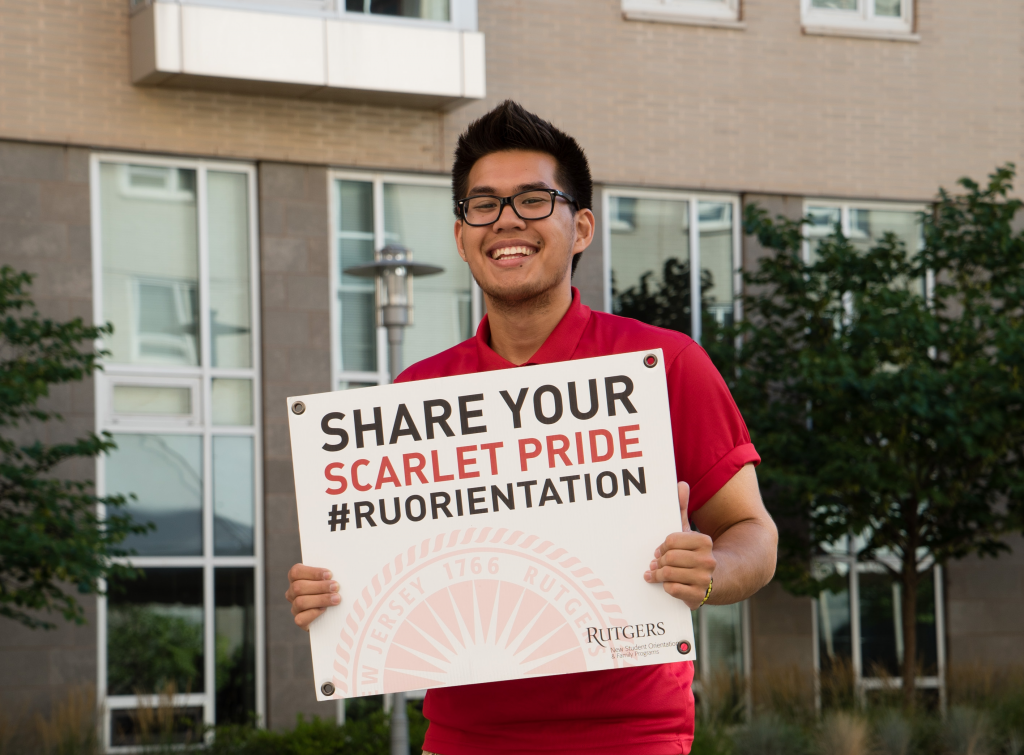 Connect With New Student Orientation (NSO)