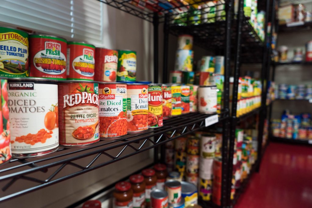 Rutgers Student Food Pantry