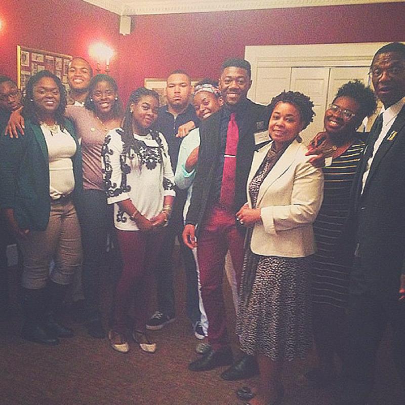 bsu group night pic