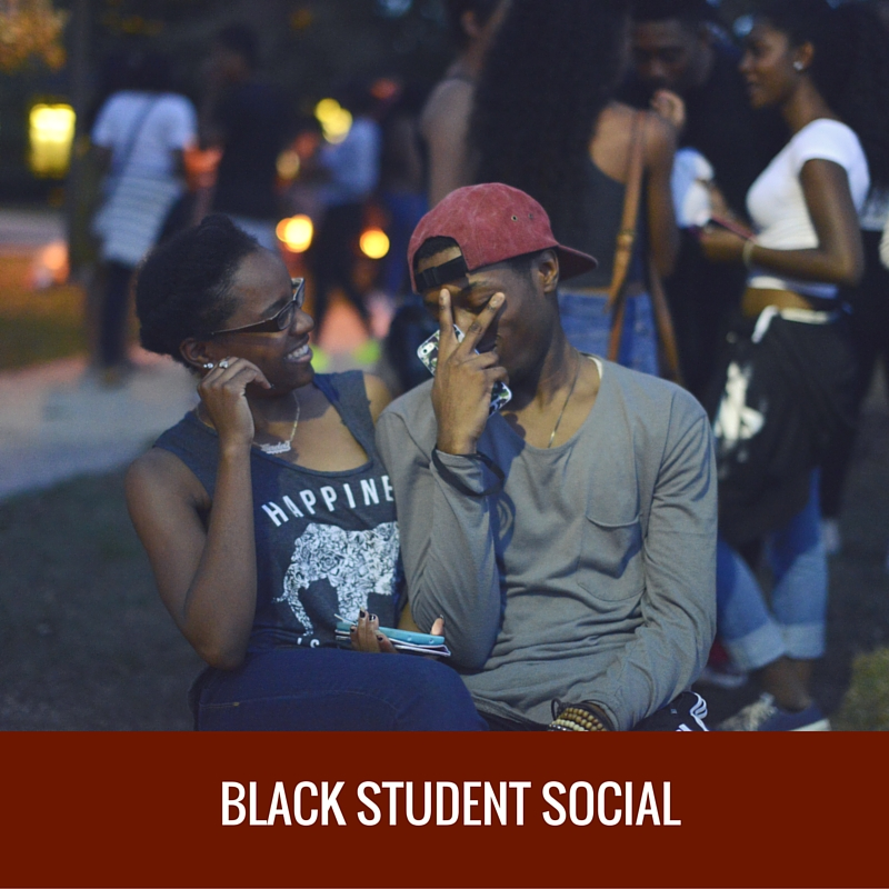 Black Student Social  (shortcut)