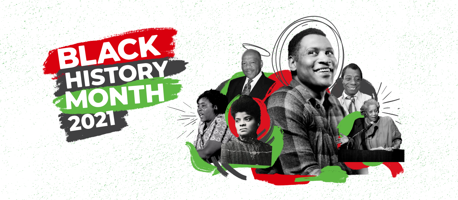 Black History Month 2021 – Paul Robeson Cultural Center