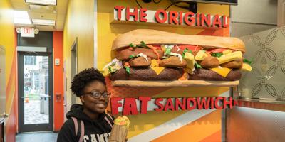 Maniyah Figueroa - Fat Sandwich