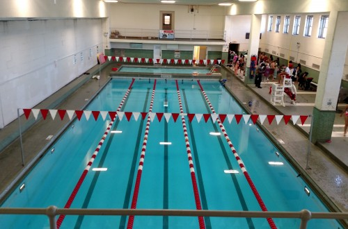 Image result for rutgers pool