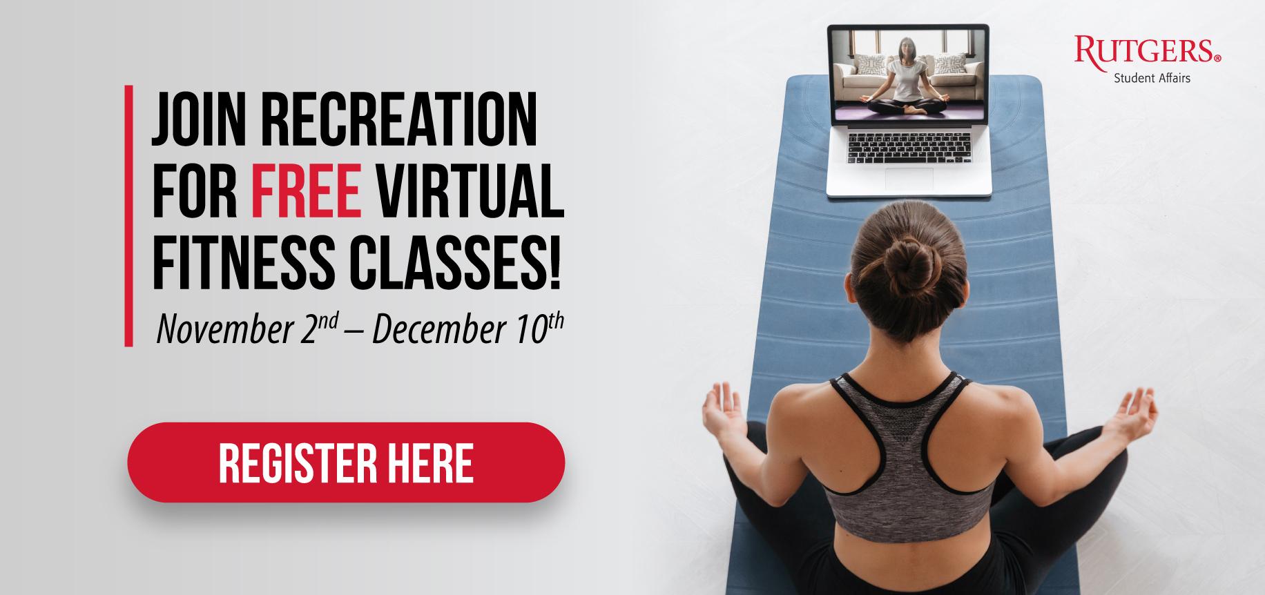 Rec_FitnessClasses_Virtual_NovDec_WebBanner_1832x862_F20_KP