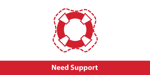 Front Page Icon Support