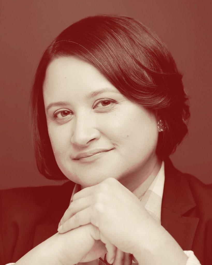Doctora Aurora Chang