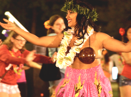 Traditional Hawaiian Luau