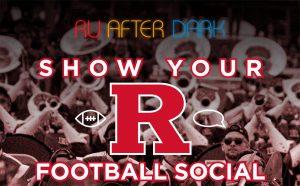 Show Your R Football Socail