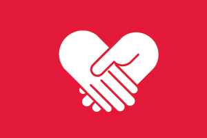 Giving Day Hands Icon