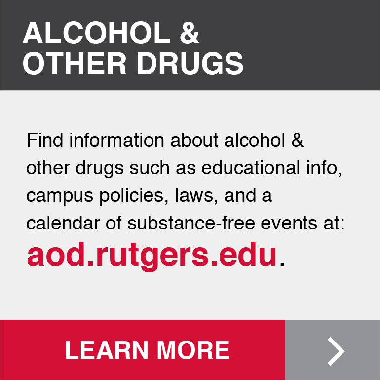 Alcohol & Other Drugs. Find information about alcohol & other drugs such as education info.