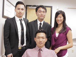 Past Interns 2012-2013
