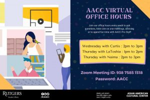 AACC Spring Office Hours