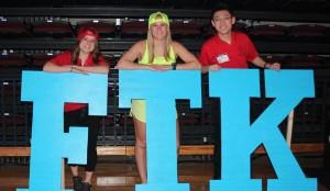 FTK sorority letters