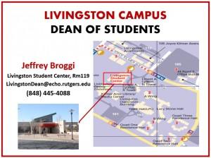 Livingston DOS Map