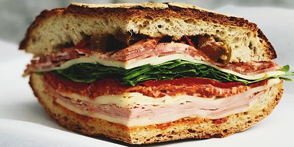 Rutgers signature sandwiches