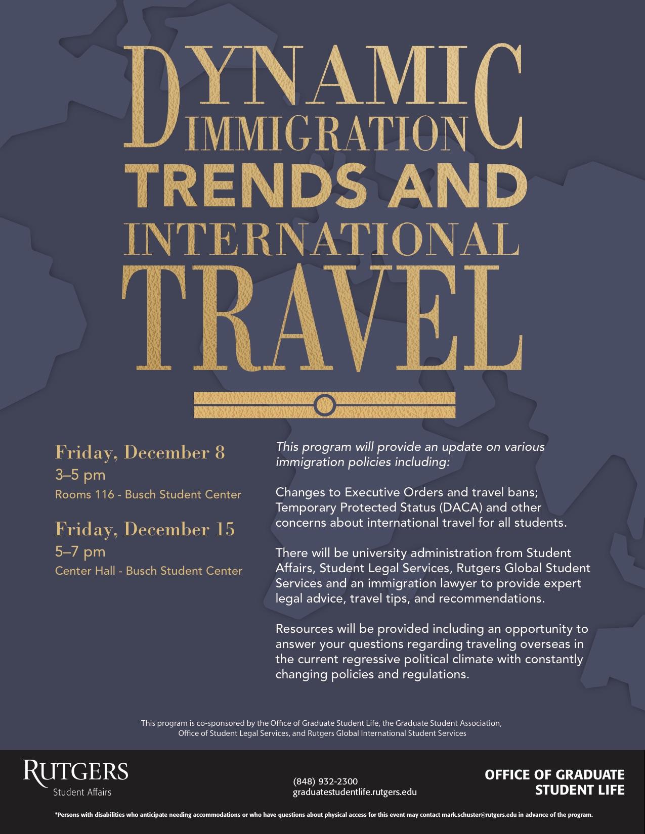 dynamic immigration trends and international travel. Black Bedroom Furniture Sets. Home Design Ideas