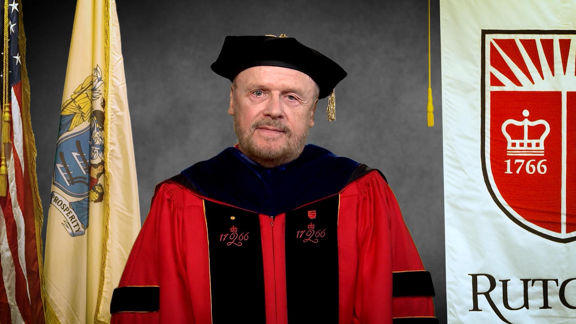 Chancellor Molloy