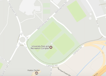 university park fields dirt track busch campus 0 6 mile loop