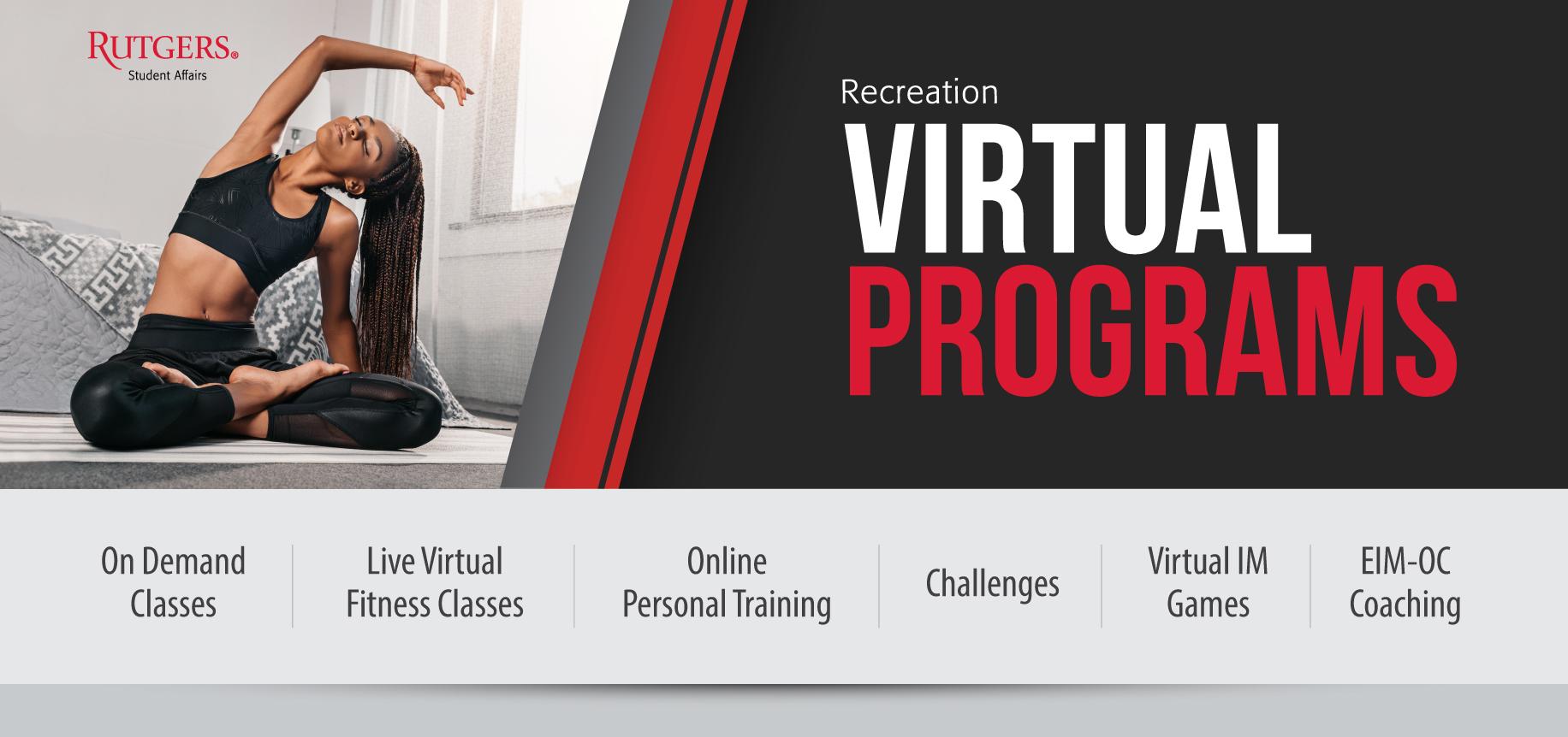 Virtual Programs Recreation