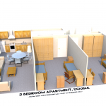 2br-apt doubles-base plan-side