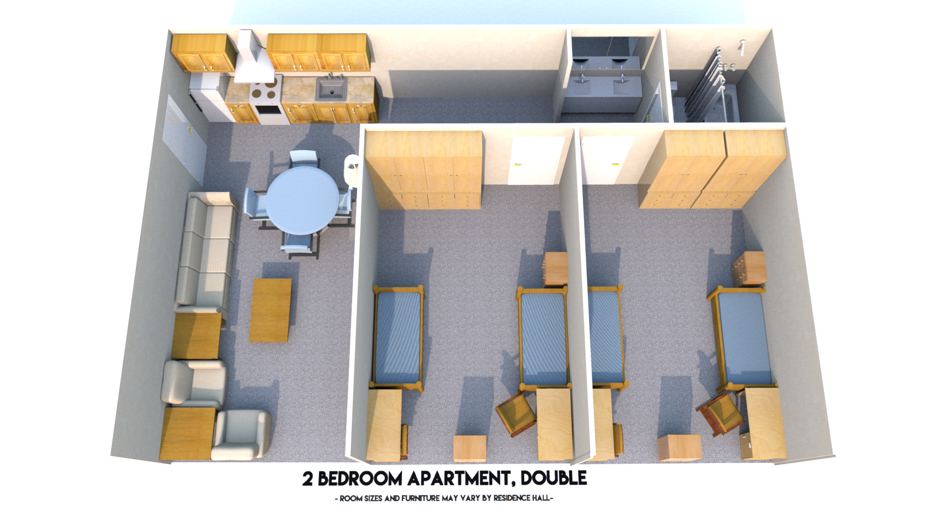 Easton Ave Double Base Plan Top
