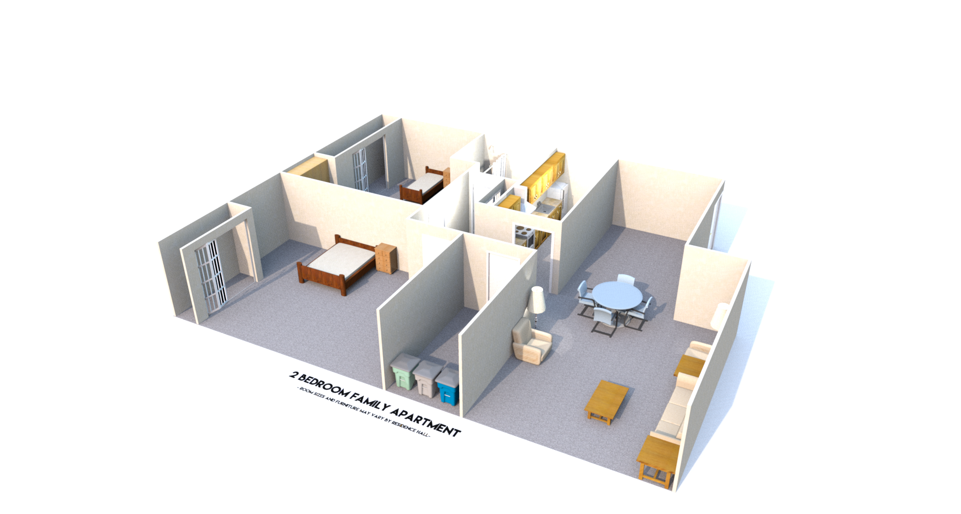 Floorplans. Marvin Apartments   Residence Life