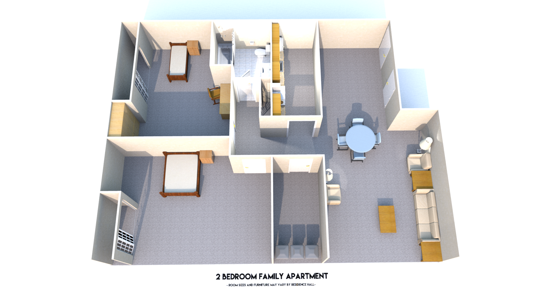 marvin 1 floor base plan TOP. Marvin Apartments   Residence Life