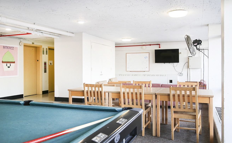 Frelinghuysen Hall Residence Life