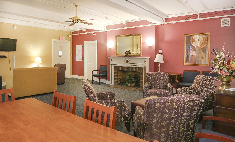 Jameson_Lounge & Jameson Hall u2013 Residence Life