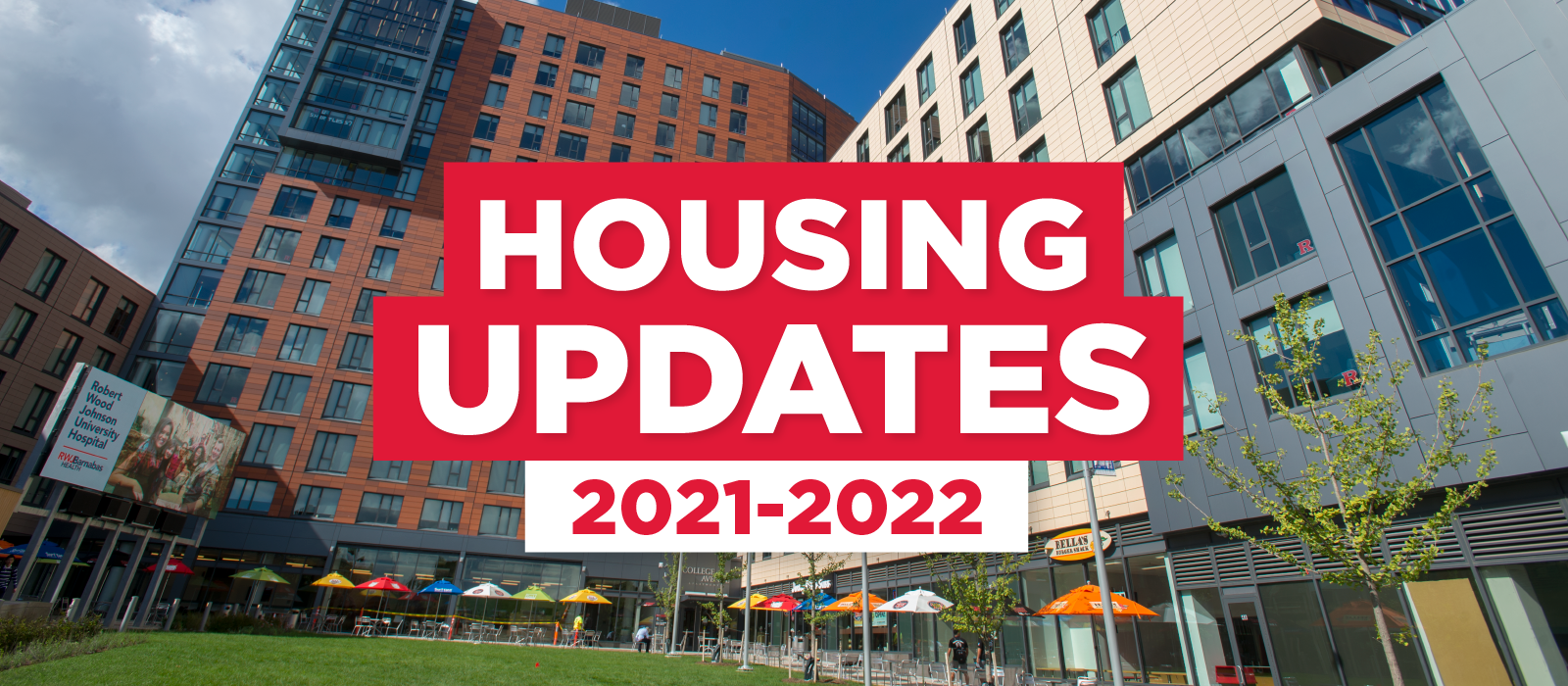 Housing Updates 2021-2022