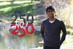 I Am Rutgers 250 for 250 Profile: Aditya Parikh