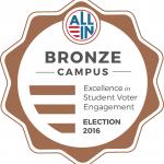 Democracy Challenge Bronze Campus