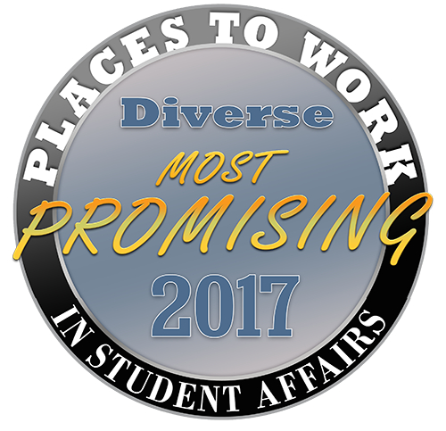 2017 Most Promising Places to Work in Student Affairs