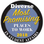 Promising Places to Work in Student Affairs 2018