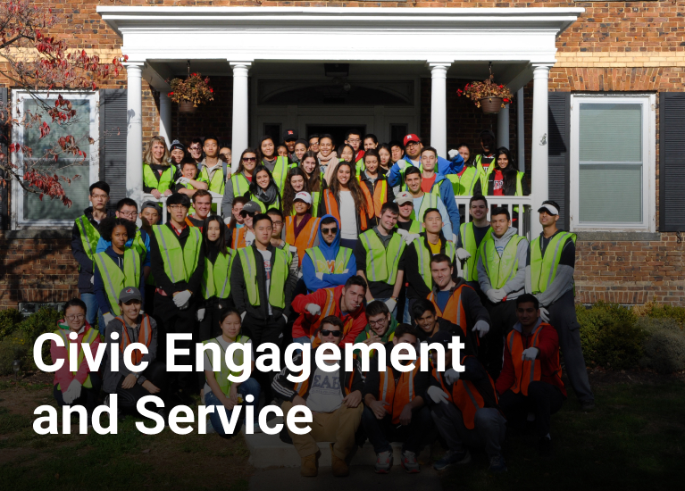 Civic Engagement and Service