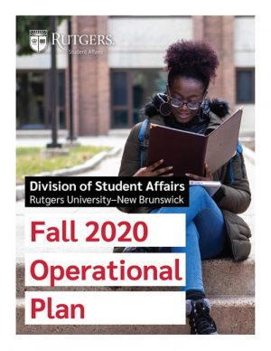 SA Fall 2020 Planning Document Cover