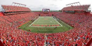 Rutgers Stadium Full