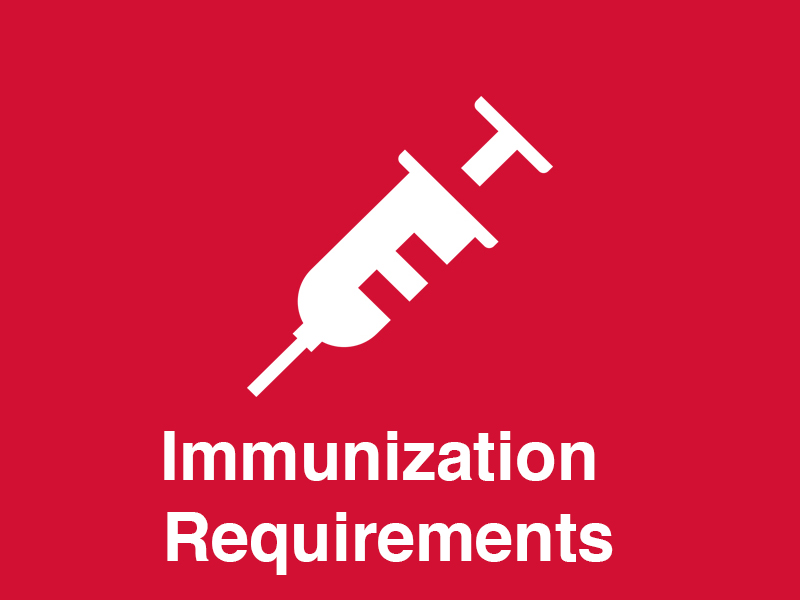 Immunization Requirements icon