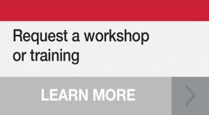 Request a Workshop or Training